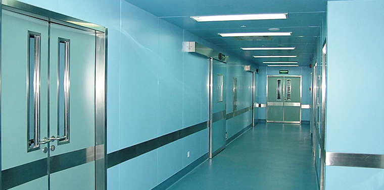 医药行业净化工程