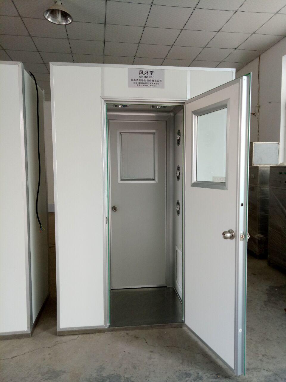 认证风淋室-彩钢板风淋室QS